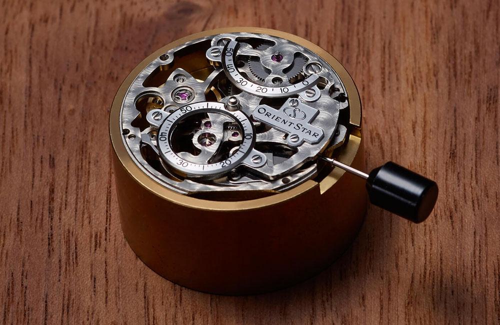 ¿Por qué un reloj mecánico?