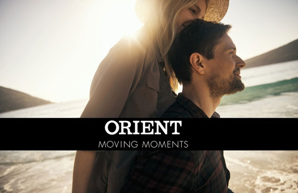 """""""MOVING MOMENTS"""": Relanzamiento mundial de ORIENT WATCHES"""
